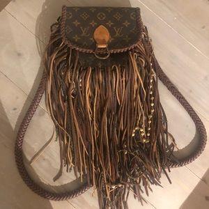 Louis Vuitton- Vintage Boho bag